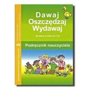 Dawaj Oszczędzaj Wydawaj podręcznik nauczyciela